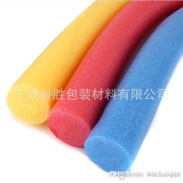 Pool Noodle Swimming Training Exercise Foam Water Noodle Kids Adults Aid Float Pool Fun 6cmx1.5m