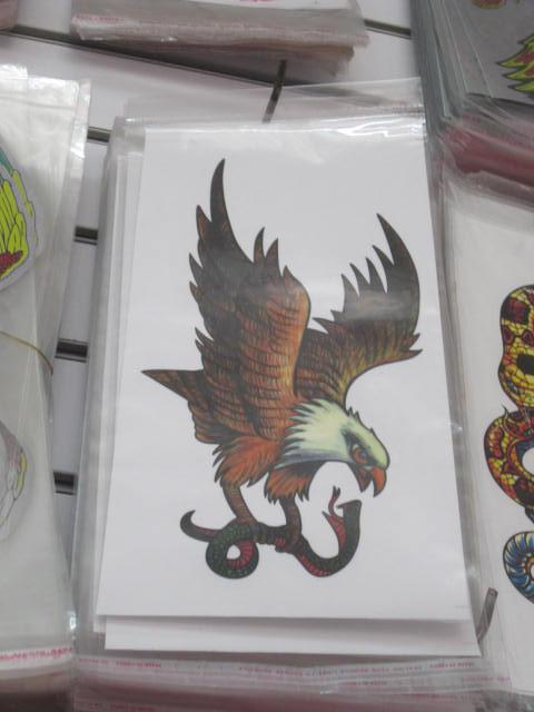 Eagle Decals For Car 20cm Vinyl Waterproof and uv Cool Personalized Car Stickers Decals