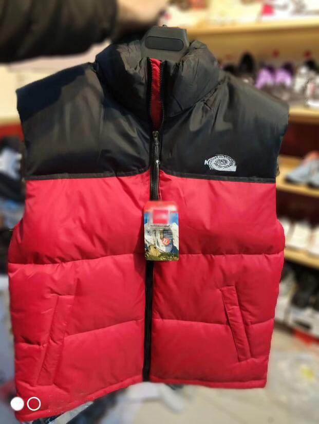 2020 new down jacket vest sleeveless jacket down vest outdoor sports Parkas jacket high quality Parkas Hooded down vest-
