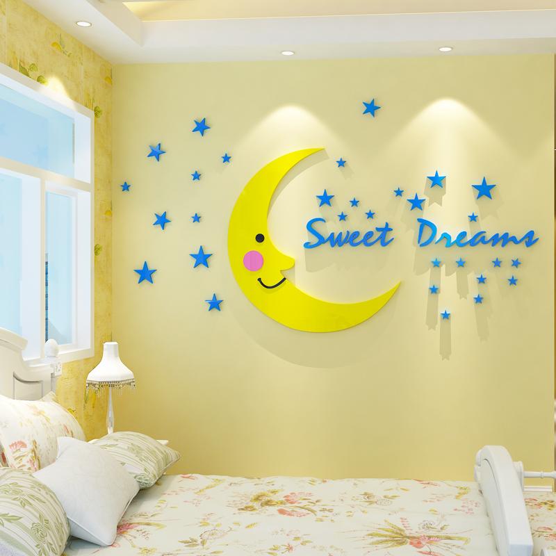 Moon Wallpaper For Room Online Shopping Buy Moon Wallpaper For Room At Dhgate Com