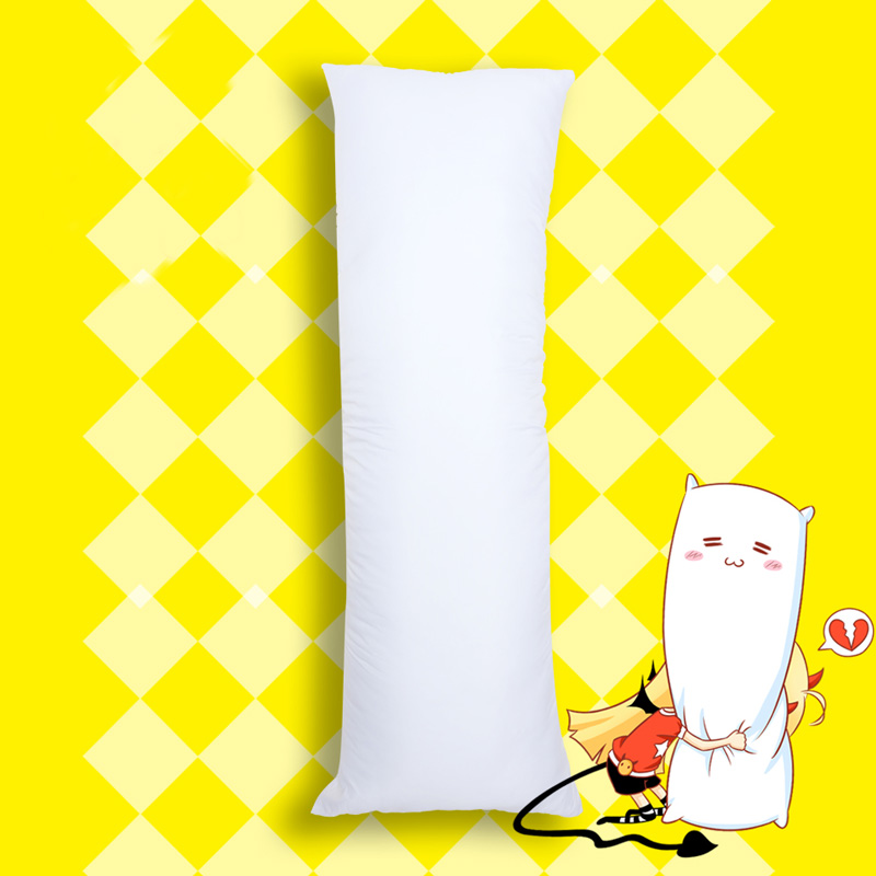 Hot Anime Carton GIRLS und PANZER Inner Stuffing Hugging Body Pillow Cover Case
