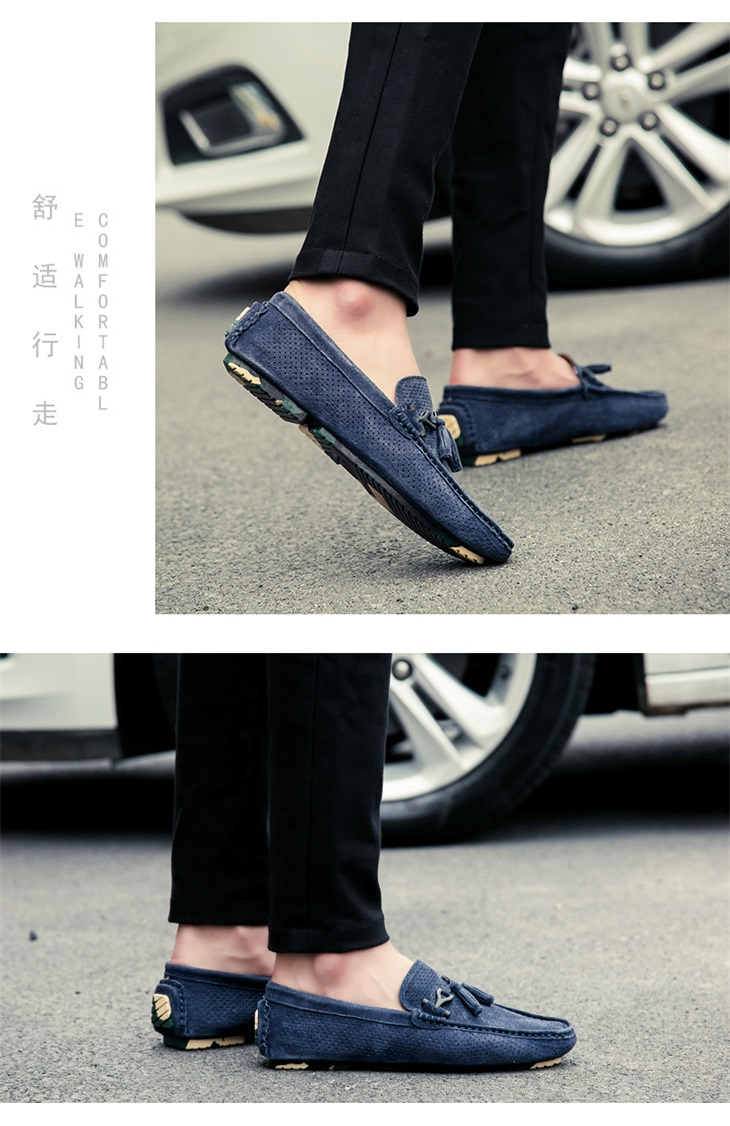 Driving Shoes Rubber Sole,Cheap Fashion Leather Fancy Men Loafer Shoes