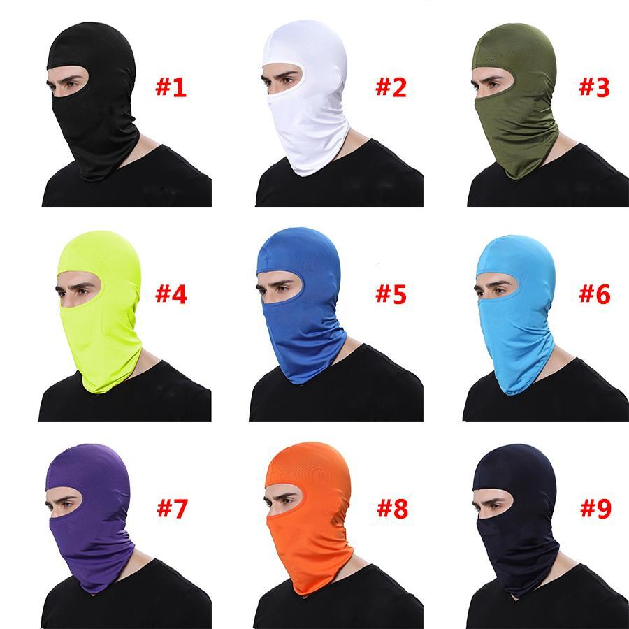 Windproof Cycling Mask Full Face Warm Bicycle Sports Scarf Mask Bicycle Outdoor Dust Mask w-00131