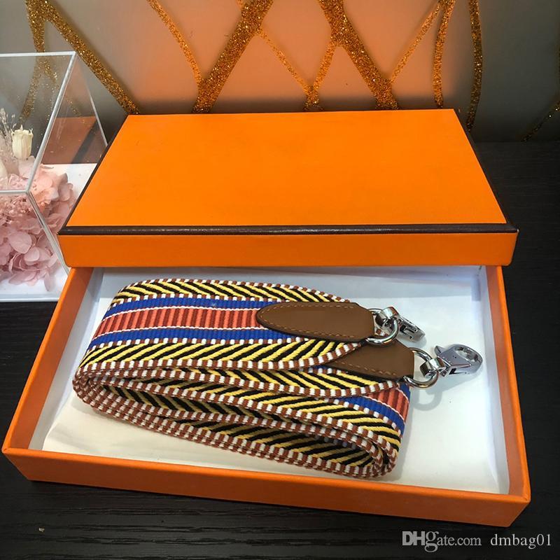 Pink Sugao Designer Handbags Belt Straps for Handbag Top Quality Genuine Leather Straps for Women Designer Bags 8 Color Choose