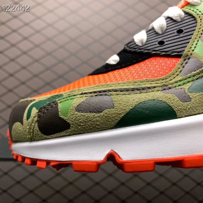 2020 Reverse Duck Camo Mens Running Shoes Atmos 1990s Sneakers Sports Trainers Sports Tennis Shoes