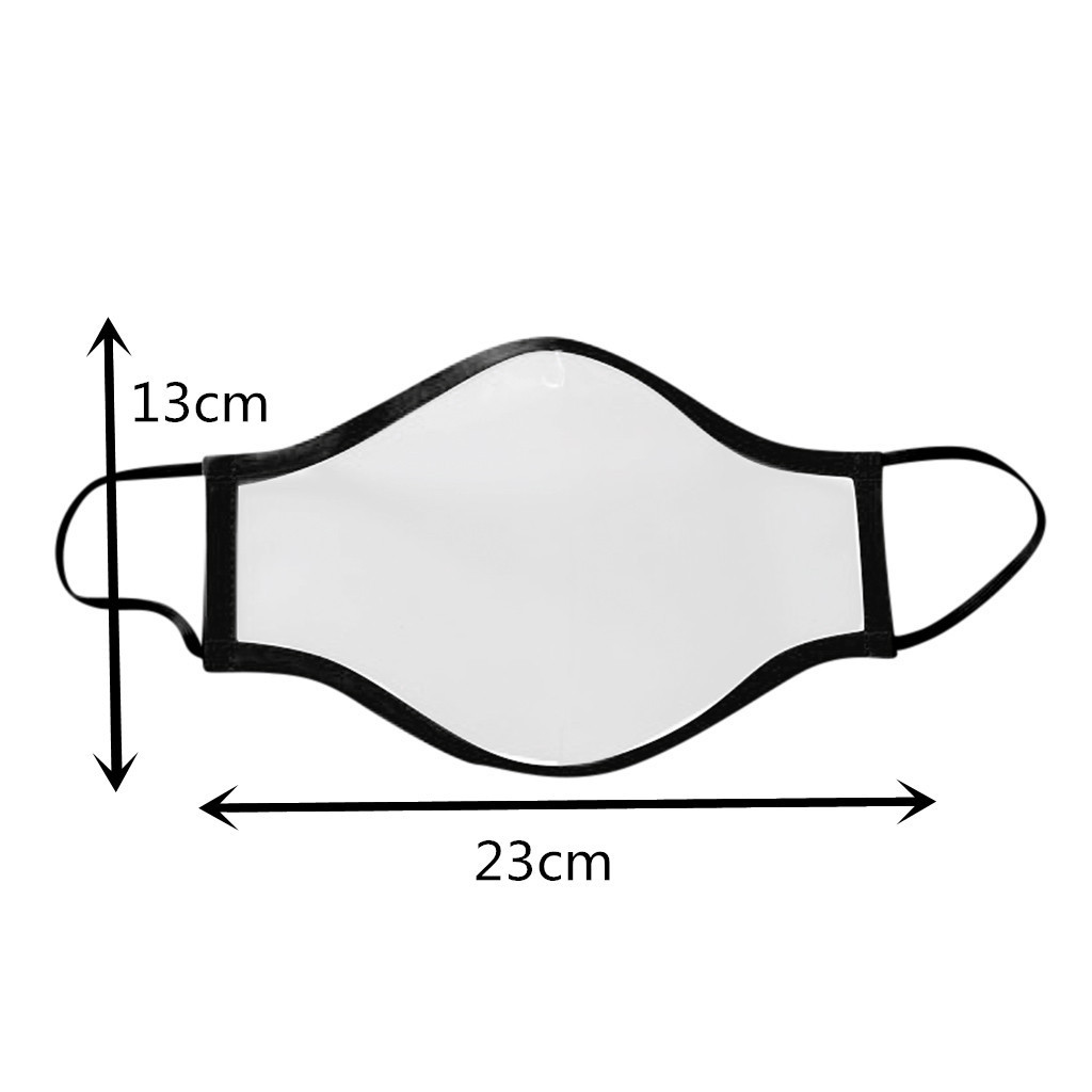 Transparent Lip Mask with valve Anti-fog Transparent Face Shield Cotton Mask Deaf Mute Designer Masks Visible Anti Dust Mouth Face Cover