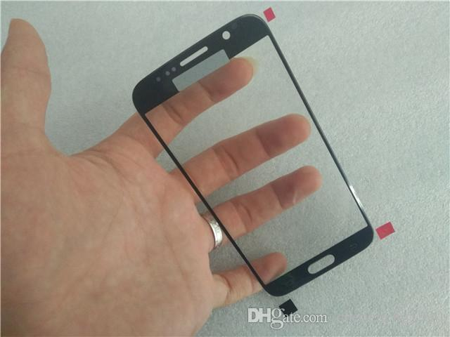 100% Guarantee Original New LCD Front Touch Screen Glass Lens For Samsung Galaxy S6 G920 G920F
