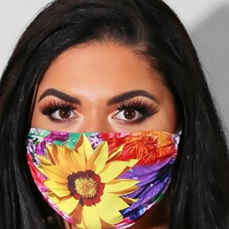 mascarilla sequin camo sliders designer face masks butterfly flower drogan dustproof ear-mounted mask rose hot style reuseable face mask dhl