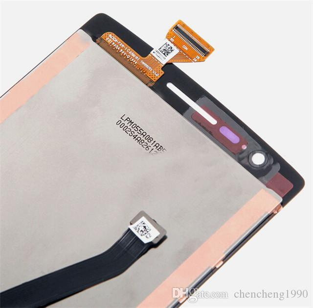 For One Plus New LCD Display With Touch Screen Digitizer Assembly for oppo 1+ oneplus