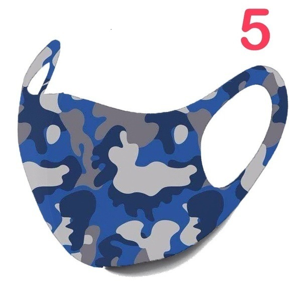 New Starry Sky Mask Cute Ear Hanging Breathable Thin Dust Mask Reusable Face Mask T3I5917