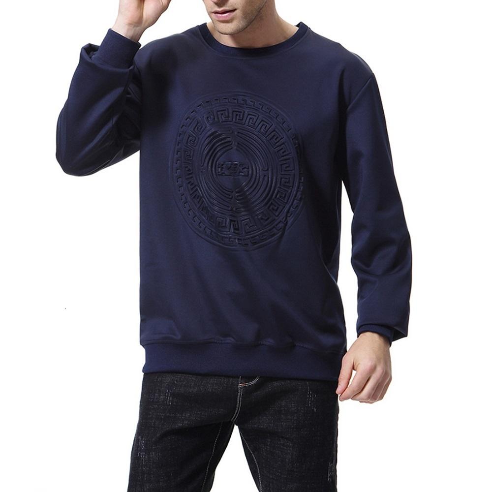 OEM high quality low MOQ neoprene mens emboss sweatshirt