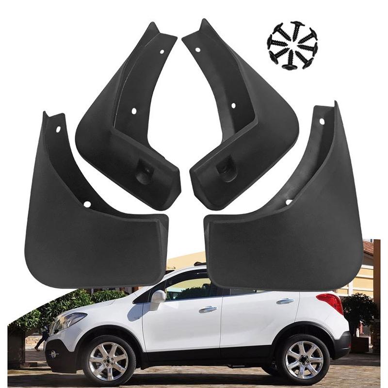 LHJ-fashion 4X Avant et arri/ère de Voiture Bavettes Garde-Boue Garde-Boue Boue for Suzuki SX4 S-Cross 2014 2015 2016 2017 2018 2019 Accessoires Voiture