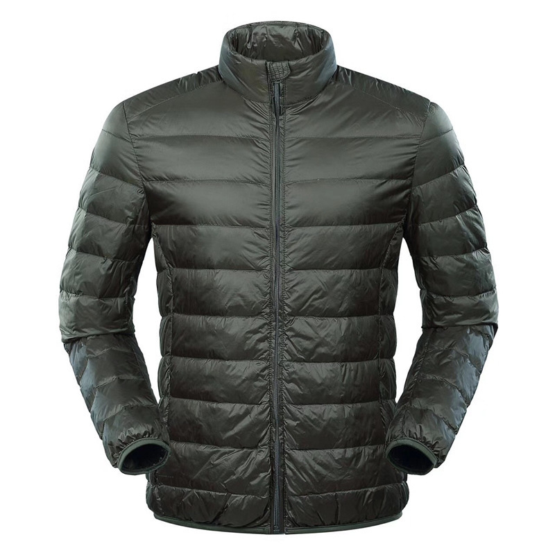 ultra light down jacket men