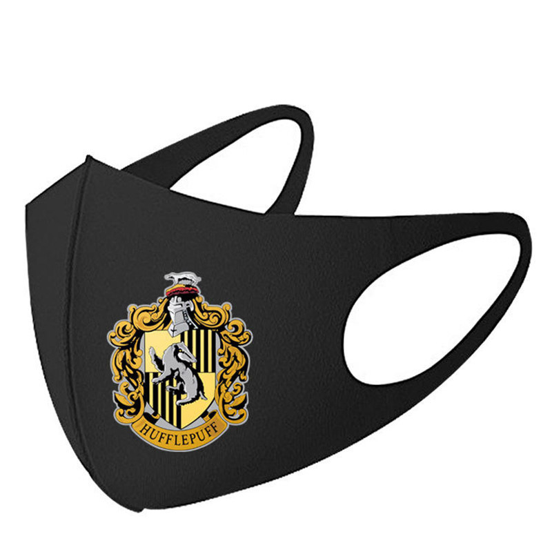 Harry Potter Cartoon Mask Hallowmas Fashion Party Mask Anti Dust Face Masks Face Mouth Cover Cosplay Masks Party Masks
