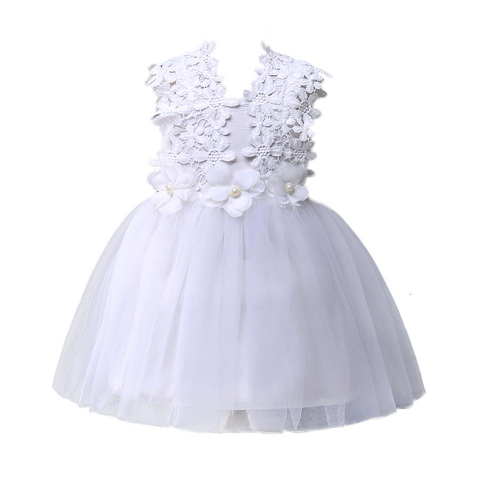 Pettgirl Fashion Lace Crochet Vest Girls Dresses Party Costumes Kids Summer Clothes Girls Sundress Children Clothing