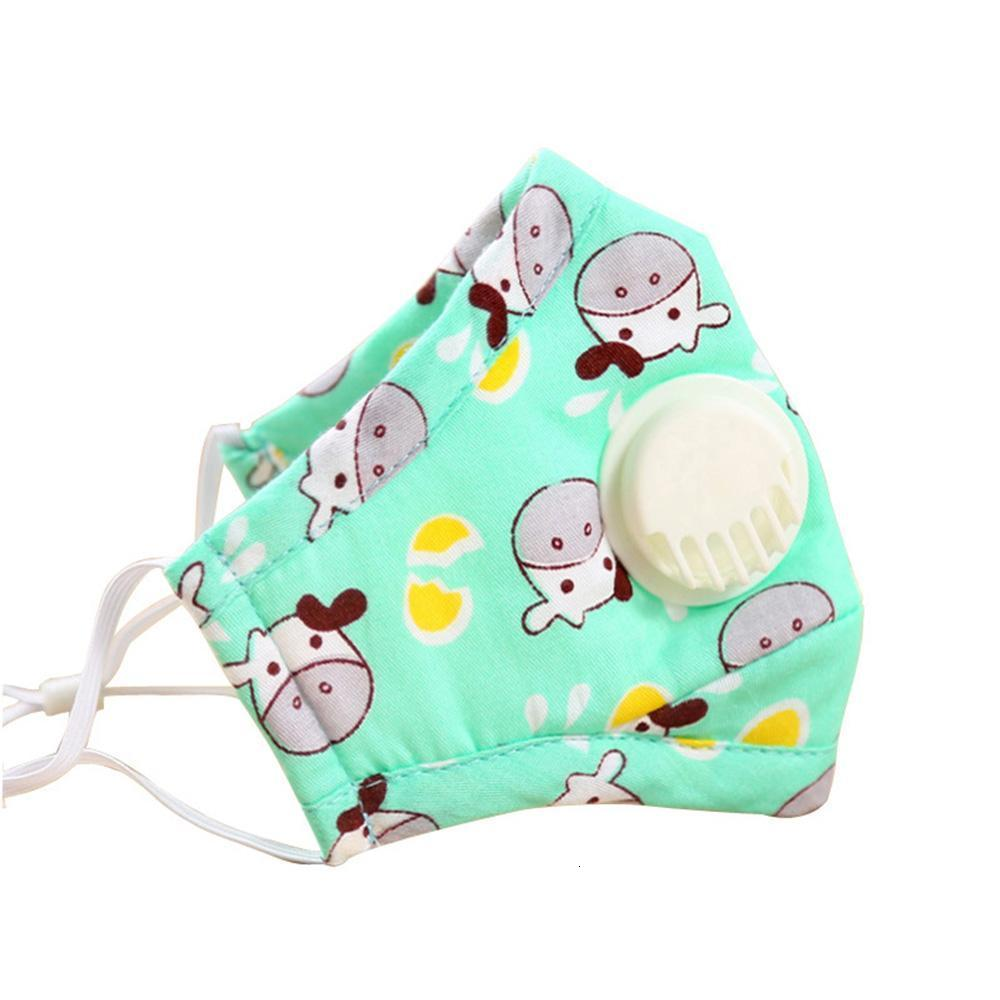 Children Mouth Mask Pad Kids Breath Valve Haze Breathable Mask Dust Mouth Muffle Face Masks Children dtQPr best_dhseller