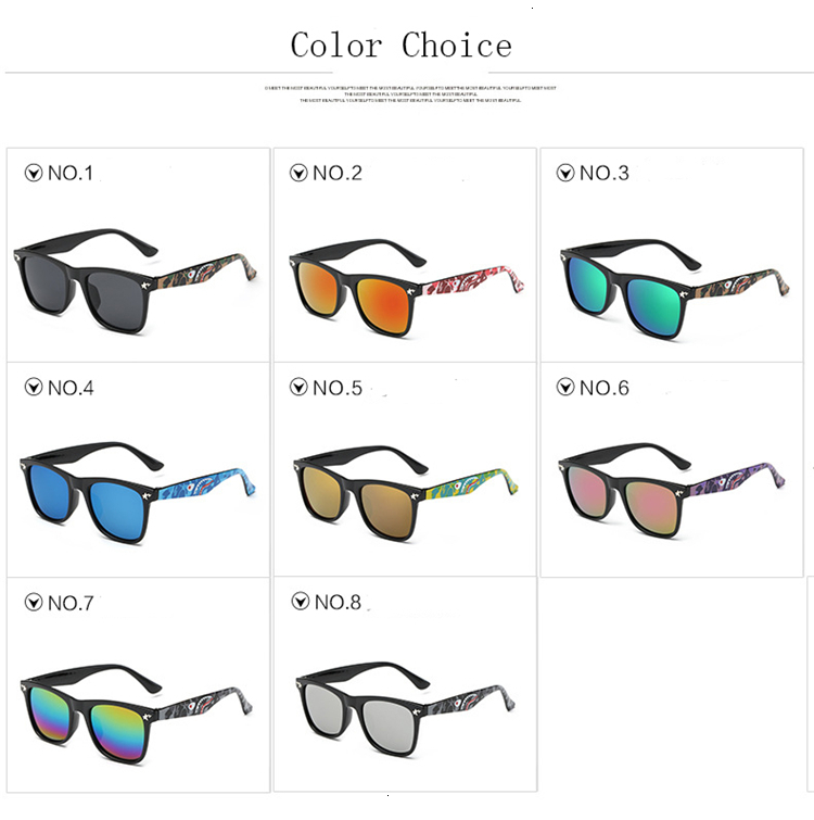 MOSILIN Brand Kids Camouflage Sunglasses Baby Military Goggles Glasses Girls Boys Mirror Coating Eyewear Flat Shark Oculos Infantil (28)