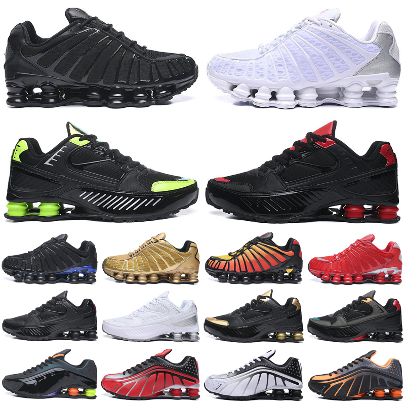 air max airmax 2020 nike shox tl r4 enigma hombres mujeres zapatos para  correr triple negro blanco platino Chrome Sunrise Speed rojo hombres  mujeres ...