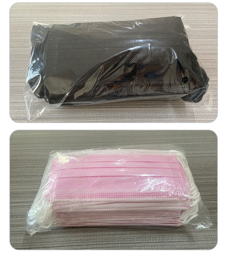 Disposable face mask adult kids colorful face masks 3 Layer black pink white Dust Cover 3-Ply Non-woven chilidren Masks