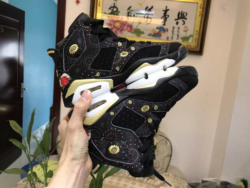 [With Box] New 6 Chinese New Year Basketball Shoes Men Sports Sneakers 6s CNY BasketBall Good Quality Trainers Shoes Sneakers US 8-13