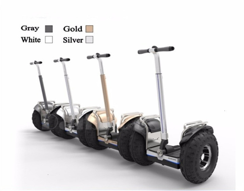 Daibot Off Road Electric Scooter 19 Inch Self Balancing Scooters 1200W2 Adults Skateboard Hoverboard With BluetoothAPP (1)