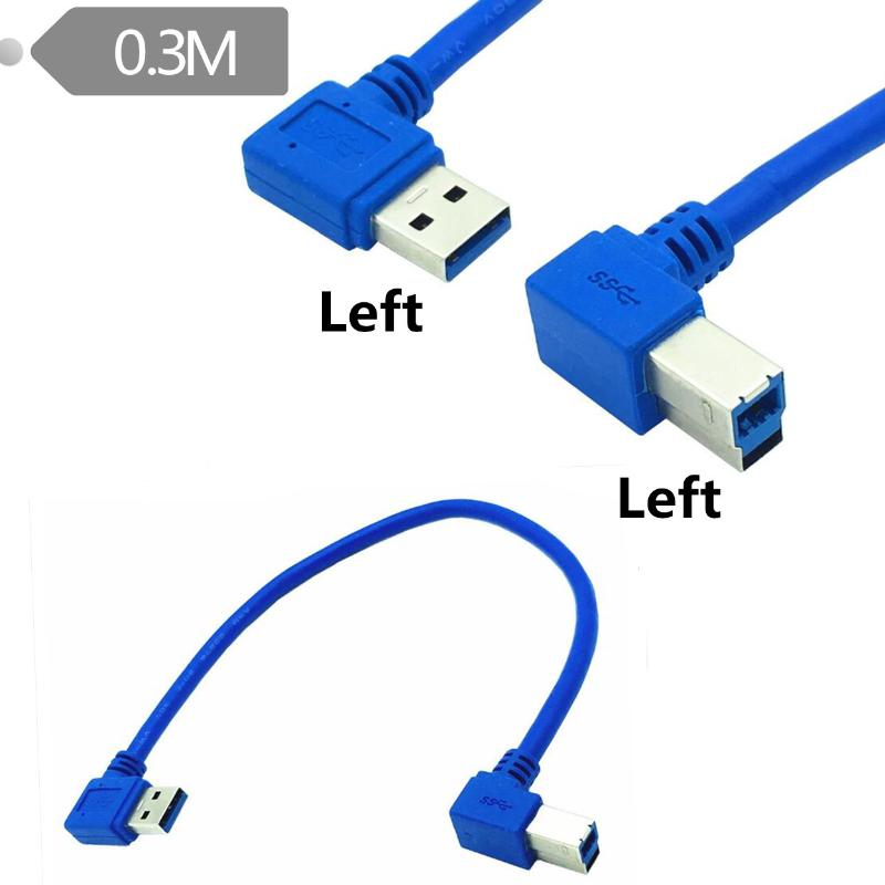 Generic 25CM Straight//Left//Right Angle USB 3.0 A Male to USB 3.1 Type-C Elbow Data Sync /& Charge Cable USB-C Converter Adapter 0.25m