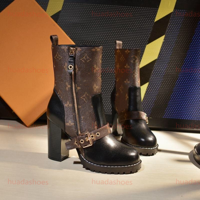 office platform boots