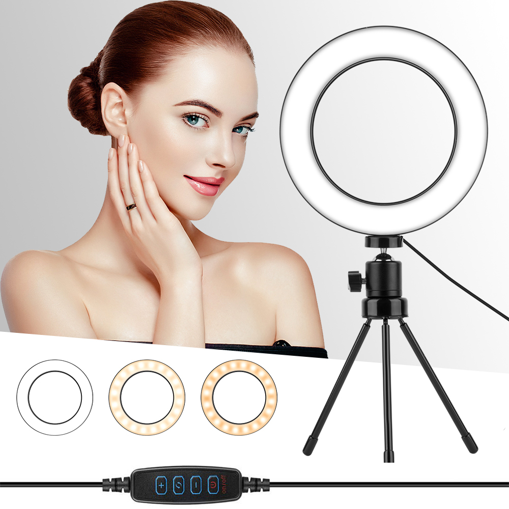 Led-Video-Ring-Light-With-Telescopic-Rod-Tripod-Phone-Holder-Selfie-Ringlight-For-Youtube-Makeup-Video