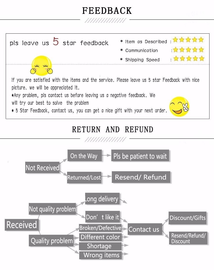 feedback & services