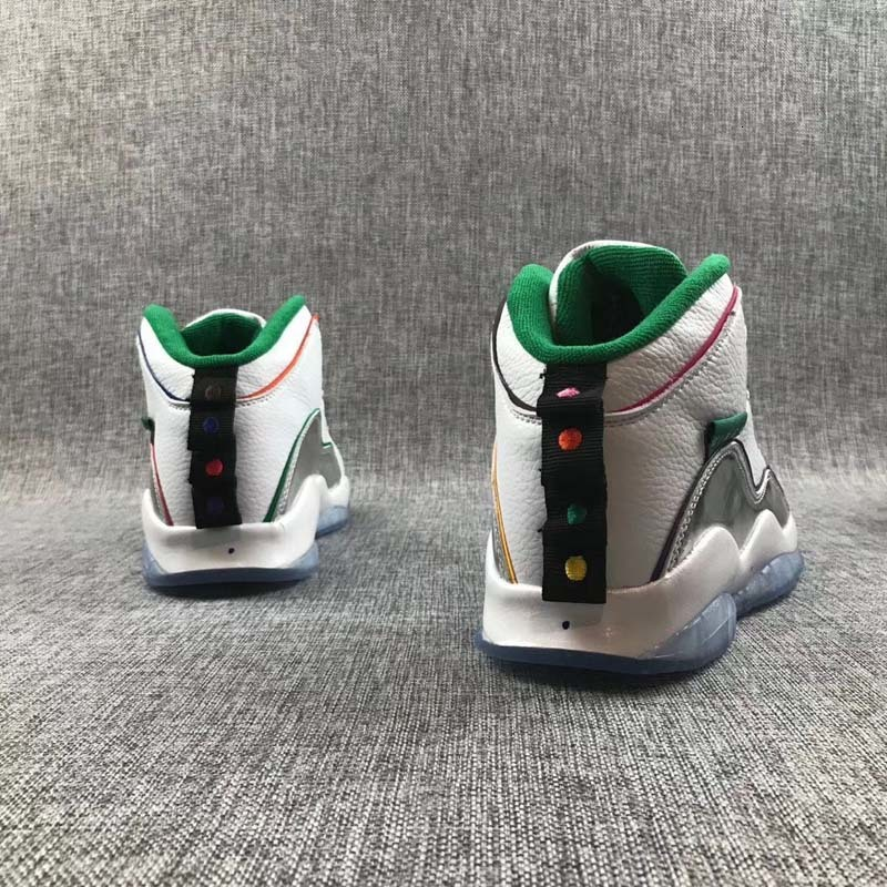2020 New Arrival 10s Wings J10 Basketball Shoes Mens 10 Sports Sneakers Wholesale Drop Ship