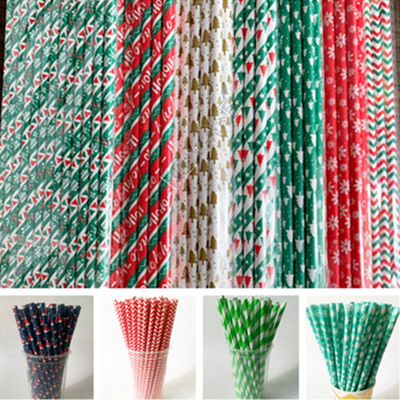 Wedding Everyday Halloween Party Paper Straws Red 100 Pack with Recycled Packaging Biodegradable Bulk Drinking Straws Decorations for Birthdays and Celebrations DIY
