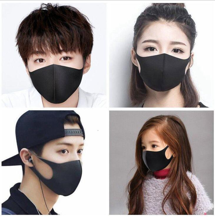 Designer Face Masks Ice Silk Thin Fashion Face Mask Adult Children Spring Summer Dust Proof Web Celebrity Sunscreen Breathable Masks RMPuD