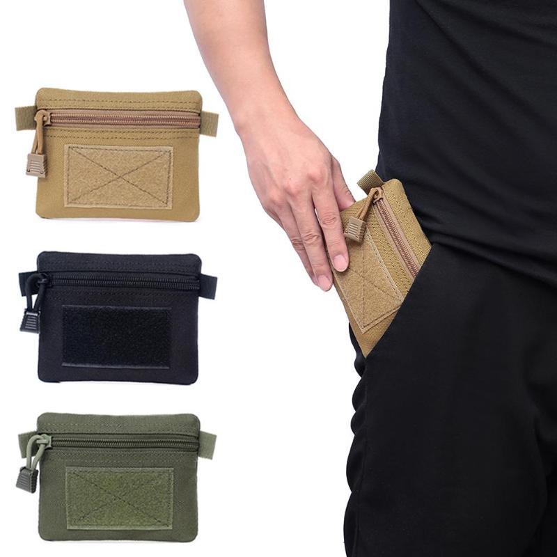hängende Zubehörtasche Outdoor Molle Tasche Molle Magazintasche mit Schnalle