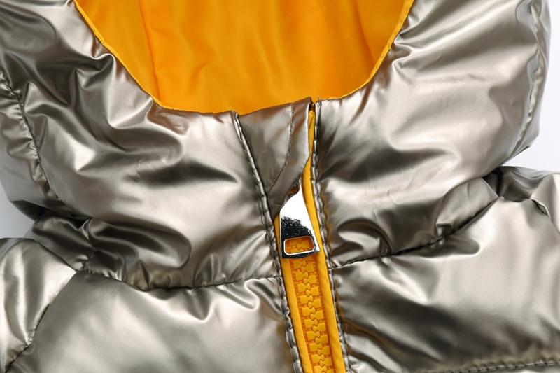 CROAL CHERIE Children`s Parkas Kids Winter Jacket For Girl Boys Winter Coat Warm Thick Velvet Hooded Baby Coats Outerwear (15)