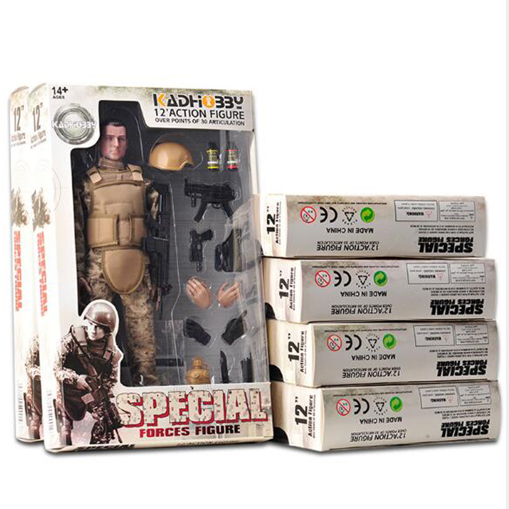 1//6 Scale-MC Toys figure Militaire privée entrepreneur-Frag des grenades et étui