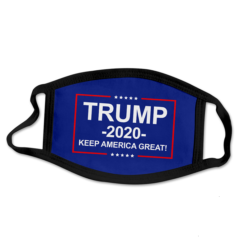 3D Design Trump Mask Windproof Cotton Mouth Masks Adult American Election United States Mask Presidential Election