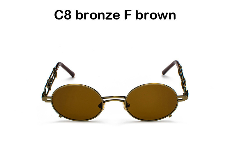 C8 bronze F brown