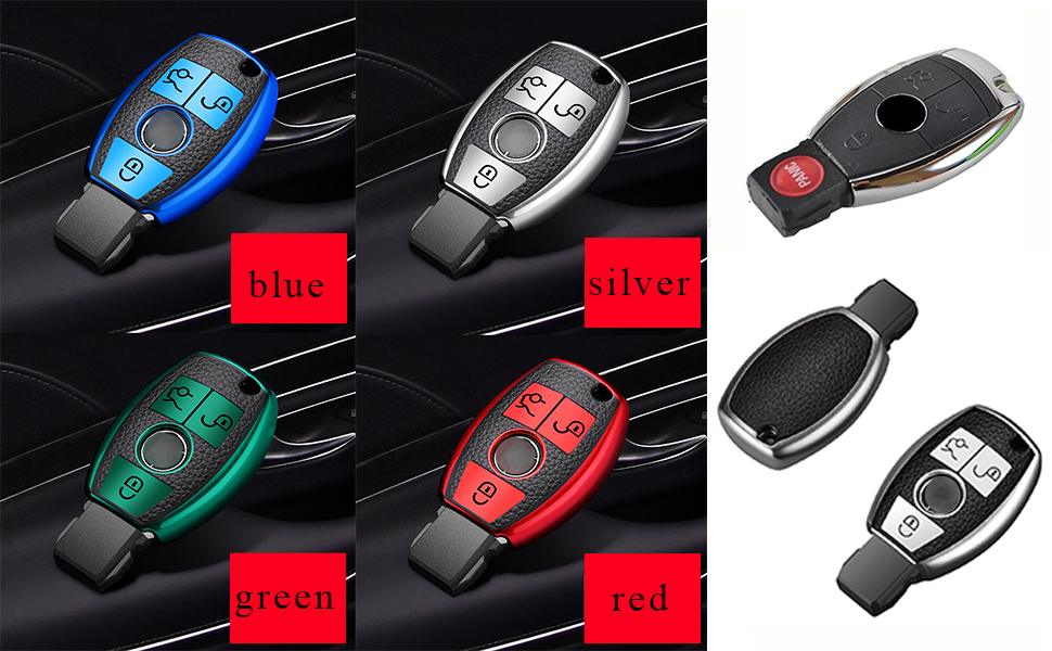 key shell for land rover range rover key fob cover case skin remote