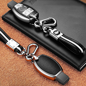 soft durable key shell for benz e