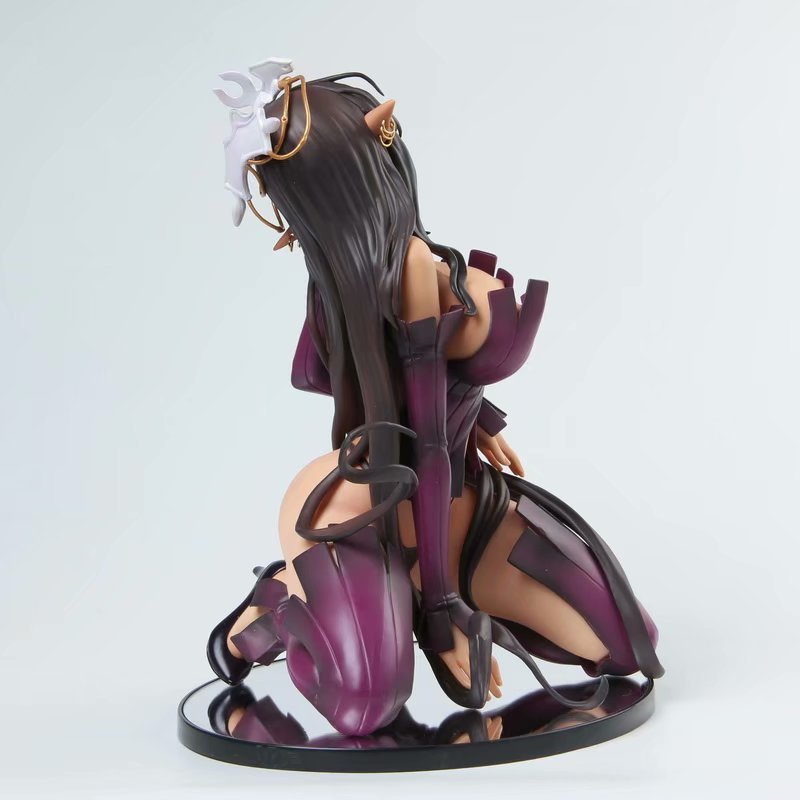 Collection sexy sitting PVC figure figures doll dolls