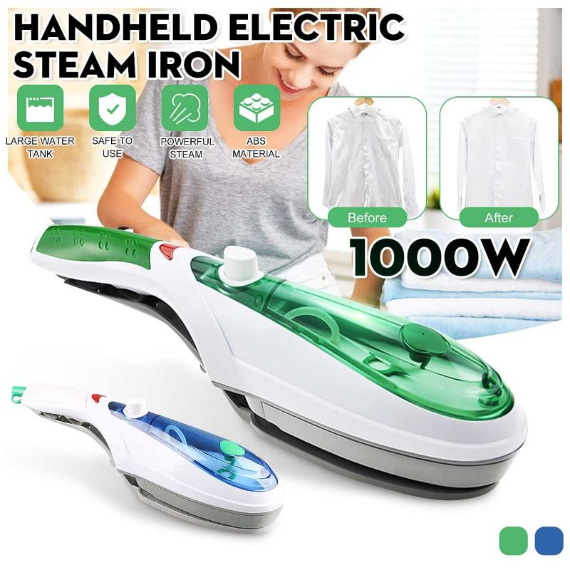 1000W Handheld Garment Steamer Brush Portable Steam Iron for Clothes Generator Ironing Steamer for Underwear Iron