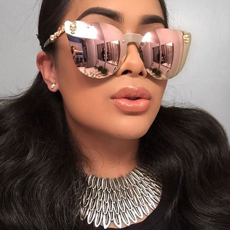 HBK-Pink-Sunglasses-Rose-Gold-Skull-Oversized-Sunglasses-Women-Brand-Designer-Big-Frame-Sun-Glasses-For