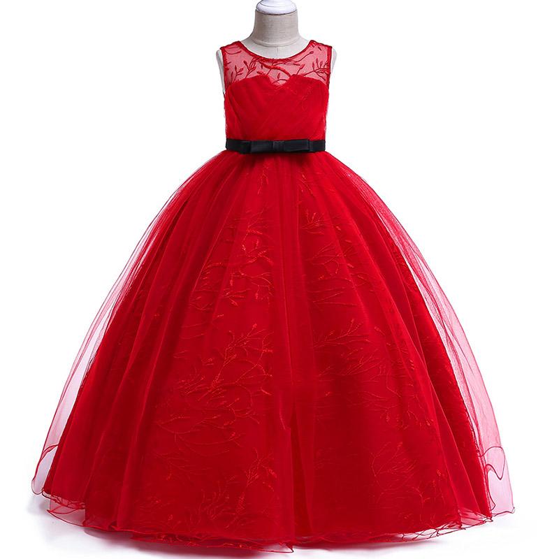 Discount Flower Girl Dresses Red Wine Flower Girl Dresses Red Wine 2020 On Sale At Dhgate Com,Long Sleeve Sherri Hill Wedding Dresses