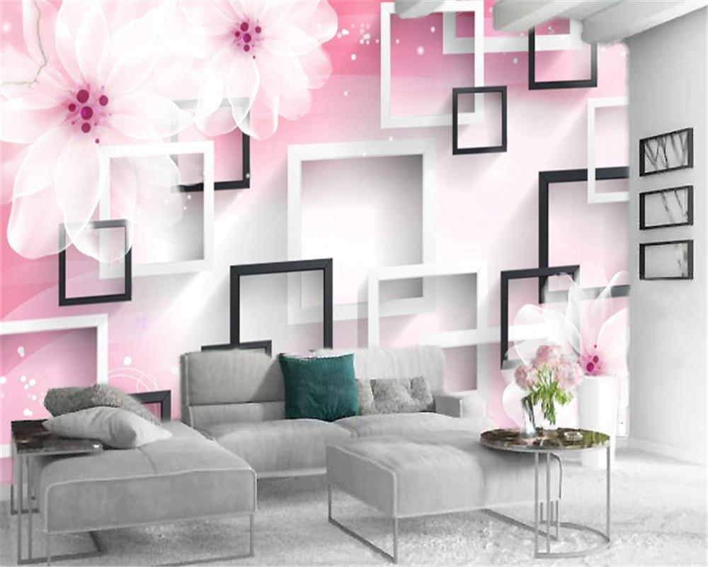 White Wallpaper Black Flowers Online Shopping Buy White Wallpaper Black Flowers At Dhgate Com