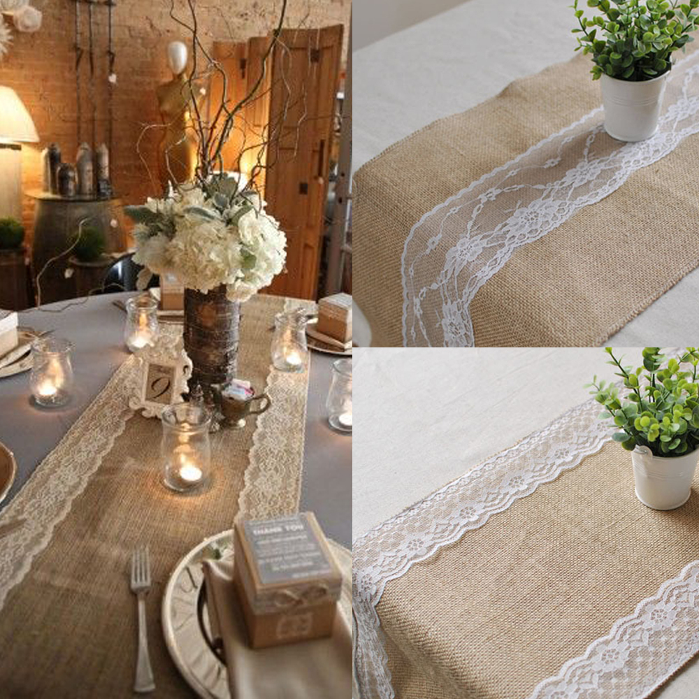 30x275cm-Vintage-Burlap-Lace-Hessian-Table-Runner-Natural-Jute-Country-Party-Wedding-Decoration
