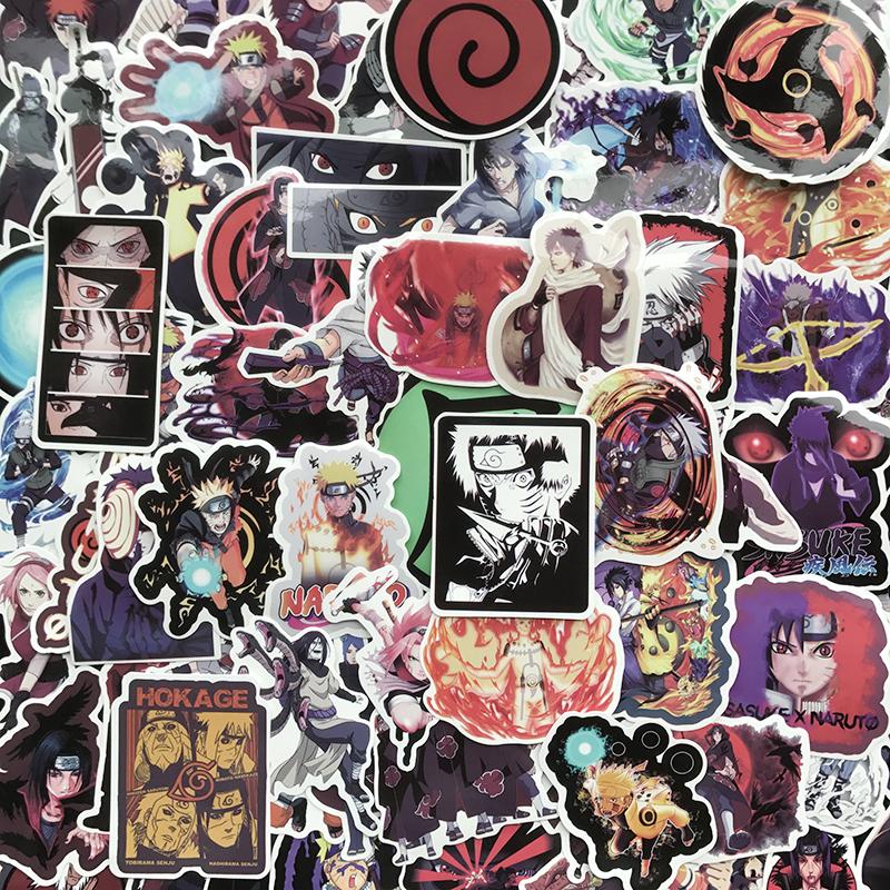 70pcs naruto sticker 5