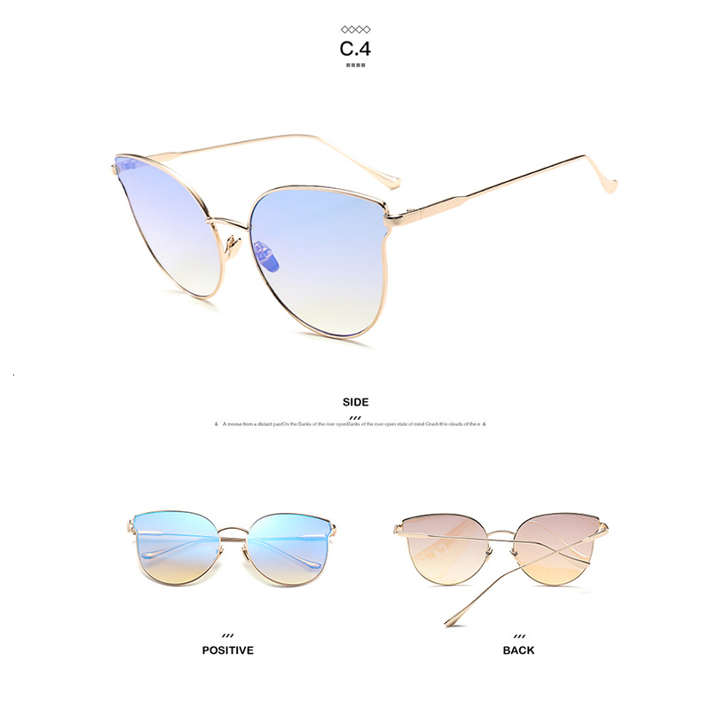 gold frame clear lens glasses (8)
