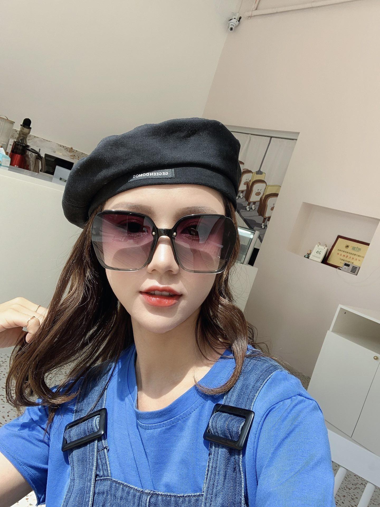 New top quality 5945 mens sunglasses men sun glasses women sunglasses fashion style protects eyes Gafas de sol lunettes de soleil with box