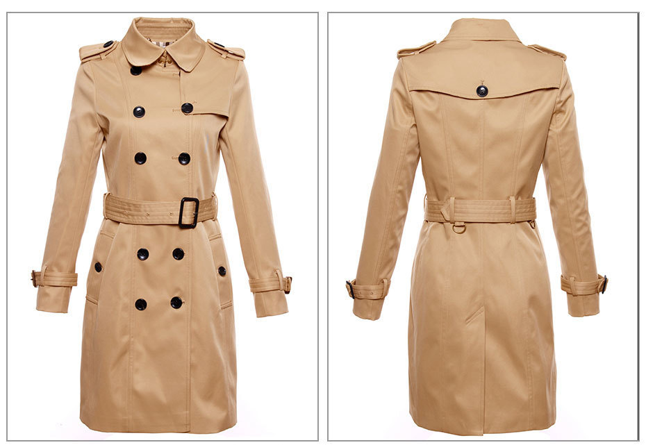 Double Button Trench (6)