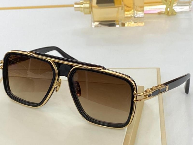 403 New Popular Sunglasses With UV Protection for men and Women Vintage Rectangle Plank metal Frame Fashion Top Quality Come With Case